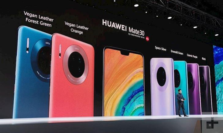 Huawei Mate 30 / 30 Pro giá bao nhiêu? Khi nào có mặt tại Việt Nam?