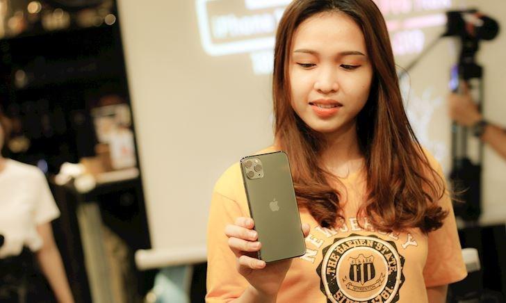 Mở hộp iPhone 11 Pro Max Midnight Green: Đẹp hơn những gì anh em tưởng