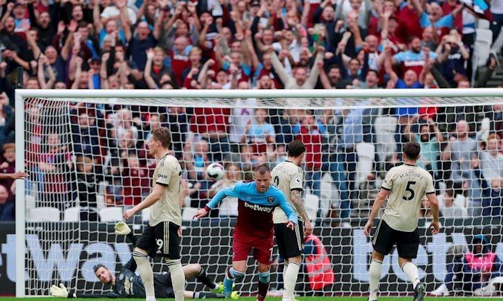 TRỰC TIẾP West Ham vs MU (2-0): Dấu chấm hết cho Quỷ đỏ (FT)