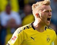 Dortmund ngã ngựa phút cuối, Reus chửi bới đồng đội