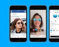 Mùa thu 2019: Facebook sắp mang quảng cáo AR lên Bảng tin (News Feed)