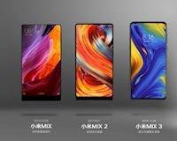 Xiaomi Mi MIX Alpha sẽ có màn hình cong tròn tỉ lệ đạt 100% ?