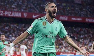 Benzema rực sáng, Real áp sát ngôi đầu La Liga