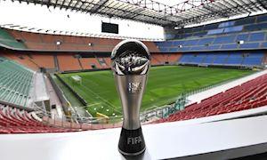 Tất tần tật về lễ trao giải The Best của FIFA đêm nay