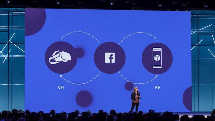 Mua thu 2019 Facebook sap mang quang cao AR len Bang tin News Feed 1