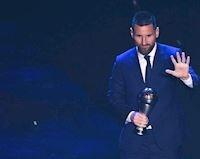 Quả bóng Vàng 2019: Messi sẽ khó thắng giải vào cuối năm nay