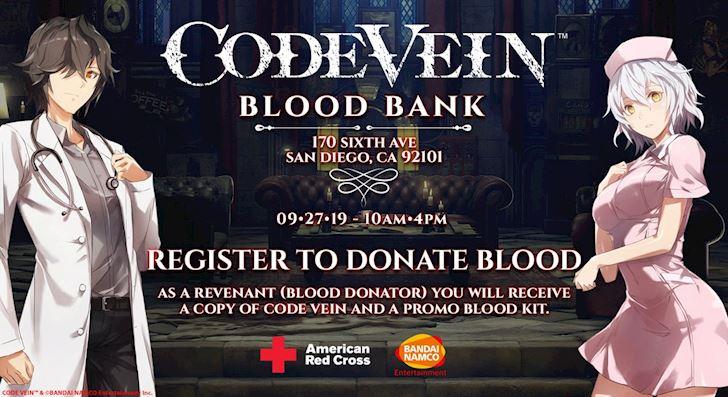 Công ty game chơi lầy quá cỡ, cho hiến máu cho game đúng nghĩa đen