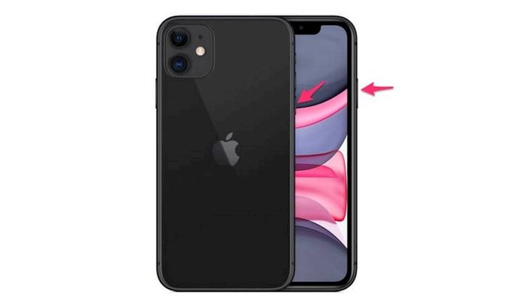 Cach chup man hinh iPhone 11 Pro 11 Pro Max 2