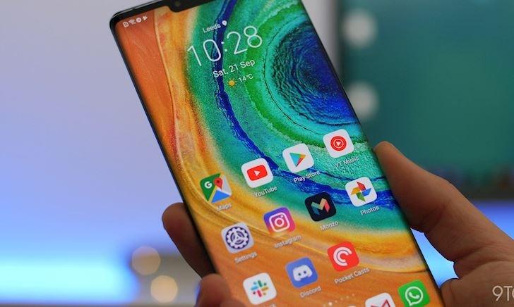 Huawei Mate 30 được cứu với cách lách luật để cài đặt được ứng dụng của Google đơn giản sau