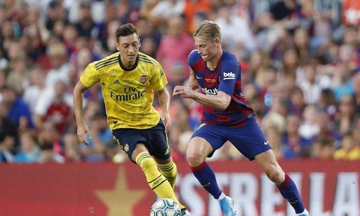 Lịch thi đấu bóng đá hôm nay 24/9: Barcelona, Arsenal thi đấu
