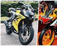 So sánh Honda CBR150R và Yamaha R15 v3: PKN nào cho người mới chơi?