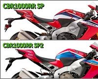 Honda CBR1000RR SP2 2019 khác gì so với bản SP1?