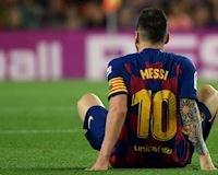 Messi bị nghi chấn thương nặng, Barca ra thông báo bất ngờ