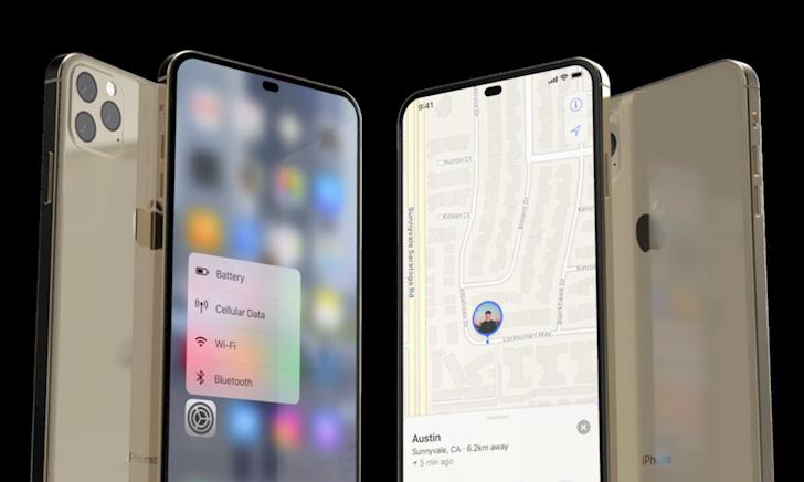 Apple đang thay đổi thiết kế cho iPhone 2020, khác biệt hoàn toàn so với các phiên bản iPhone 11 Pro