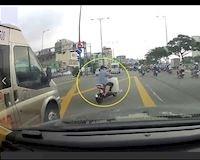 Xe bên cạnh giảm tốc, chớ dại tăng tốc – Lái xe phòng thủ #15