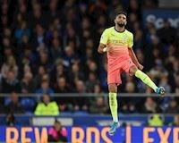 Everton 1-3 Man City: Đua top không bao giờ dễ dàng