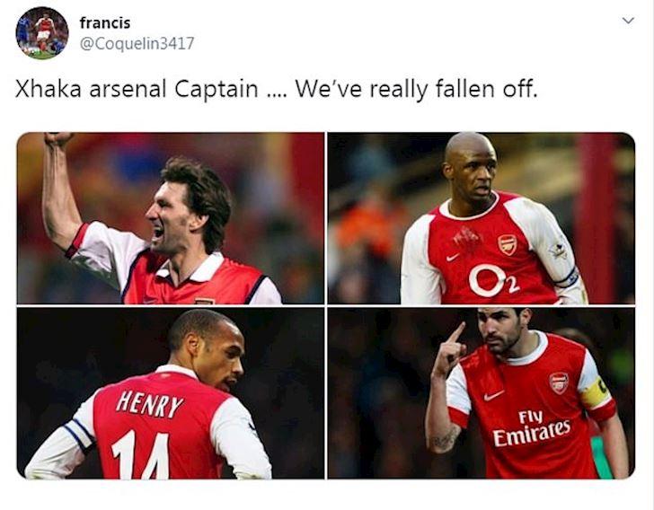 Arsenal cong bo doi truong moi truoc dai chien Man Utd anh 2