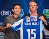 Video clip: Đoàn Văn Hậu viết tiếp lịch sử cho bóng đá Việt Nam