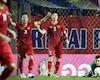 Đội hình Việt Nam gặp Thái Lan: Trình làng Đình Trọng 'mới'