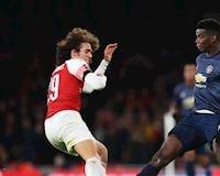 Pogba rút lui khỏi tuyển Pháp vì chấn thương, Guendouzi thay thế