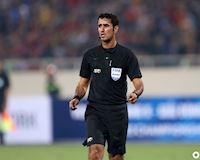 Trọng tài bắt chính trận Thái Lan vs Việt Nam: Lại gặp người quen