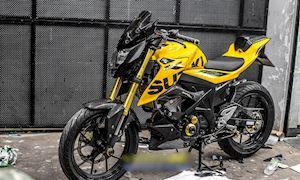 Suzuki GSX-S150 độ đơn giản nhưng nhìn cực chất