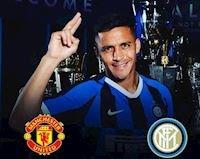 Alexis Sanchez hé lộ bến đỗ mới sau Inter Milan