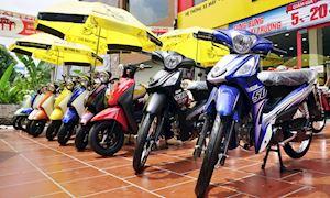 Xe máy dưới 50cc - giải pháp tối ưu cho sinh viên