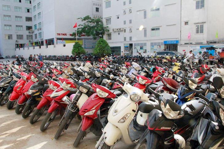 Xe Honda 50cc giai phap toi uu cho sinh vien 5