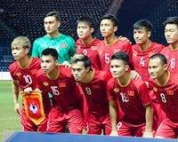 Tuyển Việt Nam tiếp tục chọn màu áo may mắn đấu Thái Lan