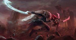Vô vọng trước Aatrox, Riot Games bắt đầu chuyển hướng sang những vị tướng khác