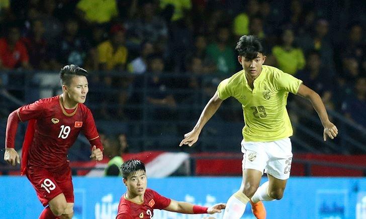Bảng xếp hạng FIFA: Tuyển Việt Nam sẽ tụt hạng nếu thua Thái Lan