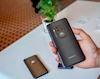 Cận cảnh Motorola One Zoom: 4 camera cùng logo phát sáng cực kỳ dị