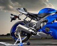 Yamaha R6 phiên bản 2020 đẹp hơn, tươi hơn