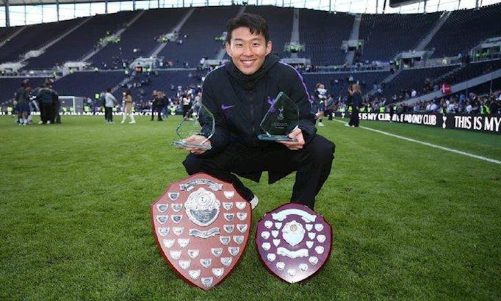 Dem chuong di danh... FIFA, Son Heung-min lai lam rang danh chau A anh 3