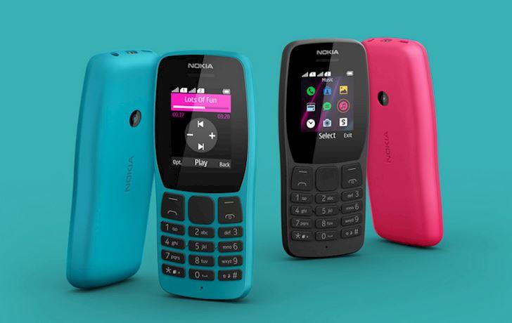 IFA 2019 HMD ra mat Nokia 110 Nokia 800 Tough Nokia 2720 1