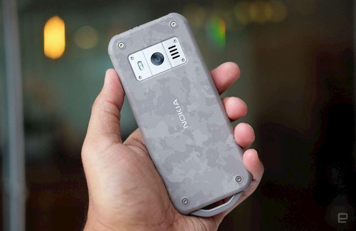 IFA 2019 HMD ra mat Nokia 110 Nokia 800 Tough Nokia 2720 2