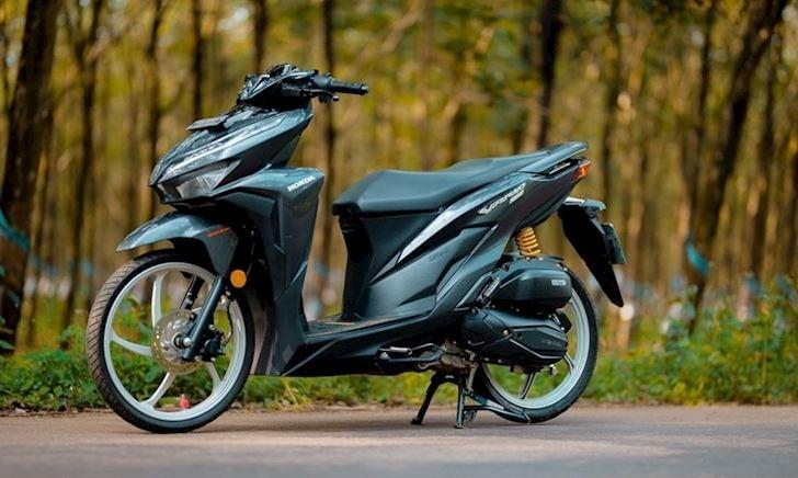 Đi Honda Vario là đẳng cấp như SH và sang hơn Air Blade?