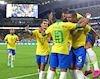 Neymar ghi bàn, Brazil thoát thua sau màn rượt đuổi kịch tính