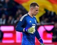 Ter Stegen phát điên vì phải dự bị cho Neuer ở tuyển Đức