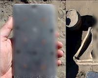 [Video] Xuất hiện 'iPhone 2100 năm tuổi' bên cạnh xác ướp thời cổ đại