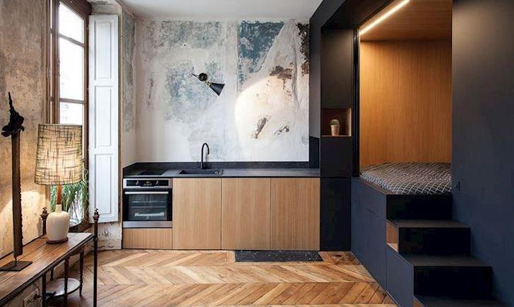 Những cách thiết kế căn hộ 20m2 của bạn thành khách sạn 5 sao