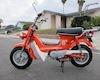 Những thế hệ đầu tiên của mẫu xe Honda Chaly huyền thoại