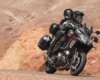 Kawasaki Versys 1000 S 2021 ra mắt tại Châu Âu giá khoảng 390 triệu đồng