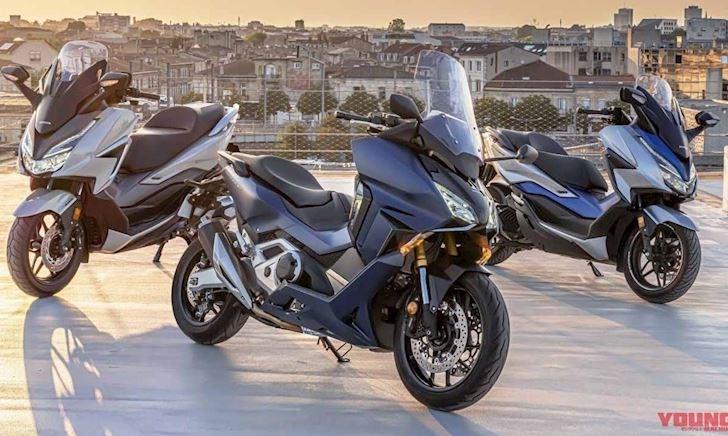 Honda Forza 750 chính thức ra mắt, vượt mặt Yamaha Tmax