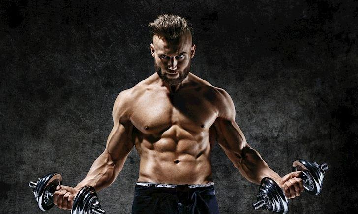 Tăng cường sức mạnh và cơ bắp cho nam giới với 6 bài tập tạ tay tại nhà