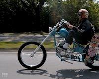 Mô tô Honda độ chopper dành cho dân chơi không sợ mỏi