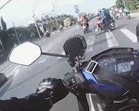 Có GPLX chỉ là khởi đầu của đam mê, bản lĩnh của biker sẽ được thể hiện sau đó
