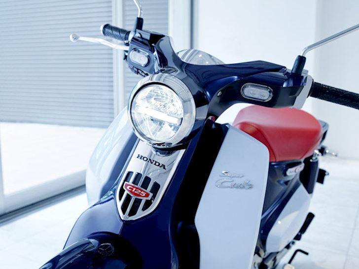 Honda, honda super cub, xe độ, cub độ