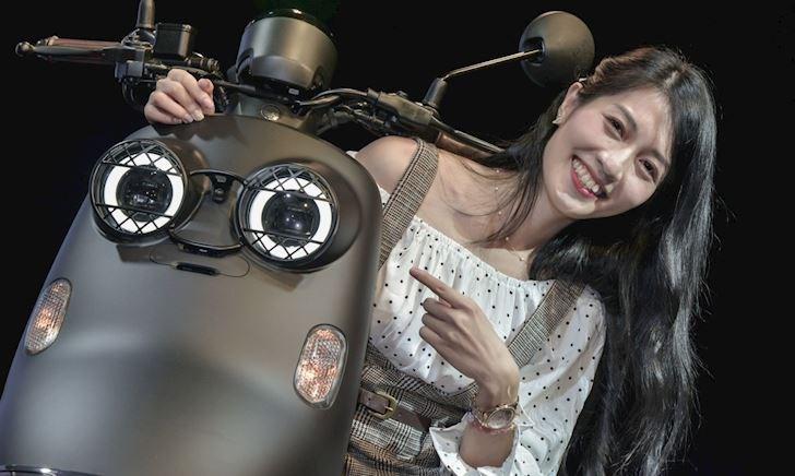 Yamaha Vinoora 125 mẫu xe tay ga dành cho anh em thích cà khịa